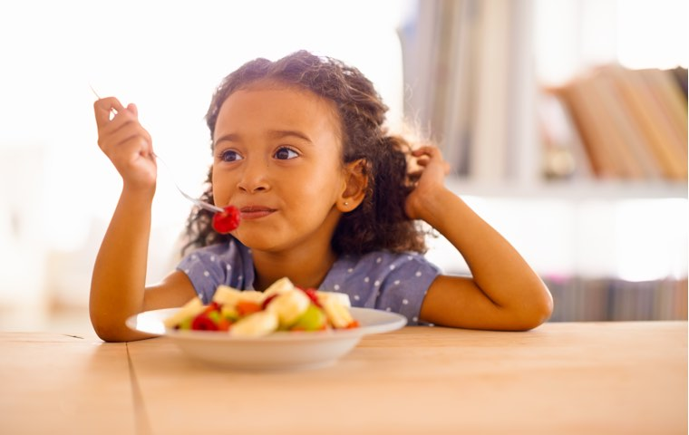 Raising your kids with healthy eating habits doesn't have to be hard.