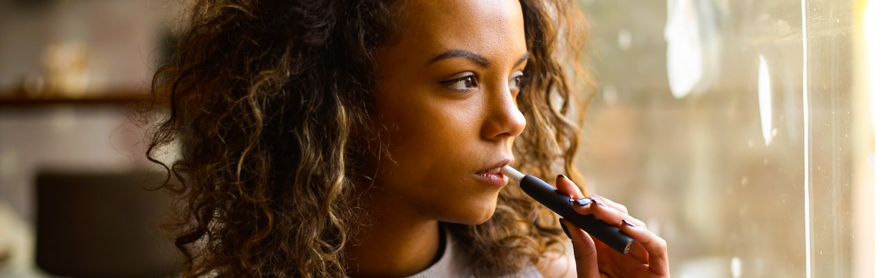 Vaping continues to become more and more popular with teens.